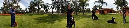 Virtual Tour - Dog Training Grounds